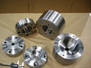 Oil & Gas valve components CNC turned