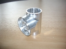 Complex CNC machined component