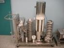 Reactor component storage cart